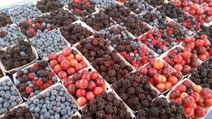 Berry Spread